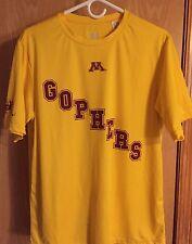 University of Minnesota Gophers Hockey Polyester Tshirt