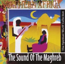 VARIOUS ARTISTS - SOUND OF THE MAGHREB USED - VERY GOOD CD