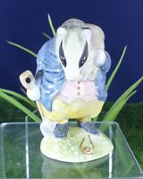BESWICK BEATRIX POTTER TOMMY BROCK 1ST VERSION BP2 GOLD RARE