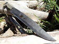 lawnmower blade machete, Camo paracord handle