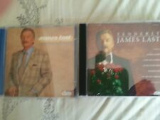 Cds two james last cds tenderly and classic touch