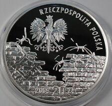20 ZL ZLOTYCH POLAND POLEN 2009 Poles Who Saved the Jews