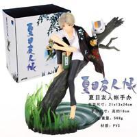Alter Natsume Yuujinchou Takashi Natsume Painted PVC Figure Anime Model Toy 18cm