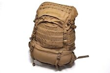US Marine Corps Issued USMC FILBE Main Pack w/ Frame Coyote Brown Eagle Propper