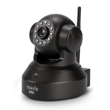 Smart Security Camera, Baby Monitor, TENVIS 720P H.264 Megapixel P2P Home WiFi W