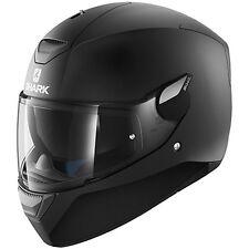 Casco, Helmet, SHARK D-SKWAL Matt Black T. S