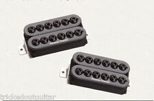 SEYMOUR DUNCAN INVADER HUMBUCKER SET BLACK