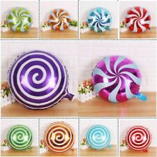 10pcs Colorful Candy Foil Balloons Lollipop Helium Baby Shower Birthday Party