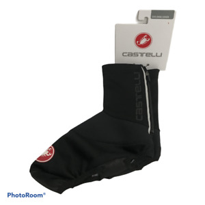 Castelli Cycling BRAND NEW Shoe Cover Black Size L