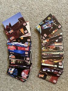 Bill & Ted's Trading Cards Excellent Adventure Pro Set 1991 Bogus Journey Set