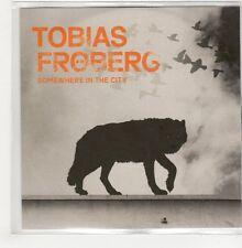 (GO745) Tobias Froberg, Somewhere In The City - 2006 DJ CD