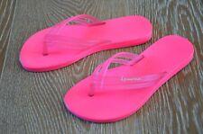 Ipanema Girls Pink Flip Flops Size US 1 VGUC