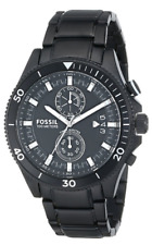 Fossil Men's CH2936 Wakefield Chronograph Black Stainless Steel Watch