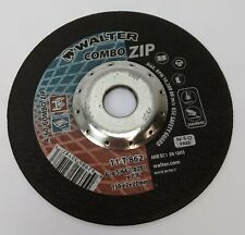 "Walter ZIP Wheel Type 27 6"" X 5/64"" X 7/8"" 11 T-862 (Pack of 25) Cut-Off Wheels"