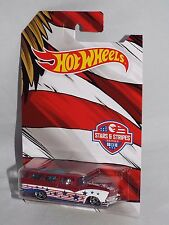Hot Wheels Wal-Mart Stars & Stripes Series 8 / 10 8 Crate