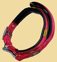 NEW INNOVATIVE DOG LEAD / COLLAR RED ( Ideal For The Elderly & Disabled)
