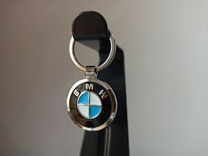 BMW Double Sided 10D Car Logo Key Chain Keyring Fob Gift UK Special Edition
