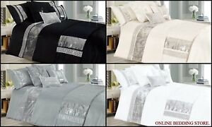 Luxury 3-Pieces Modern Star Duvet Cover Bedding Set 1 Quilt Cover 2 Pillow case