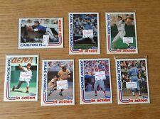 Lovely Lot Of 1982 Topps MLB Baseball Trading Cards