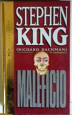 Maleficio. Stephen King. Libro