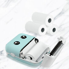 Thermodruckpapier 10Rollen Papierdruckerzubehör Mini Druckerzubehör Thermopapier