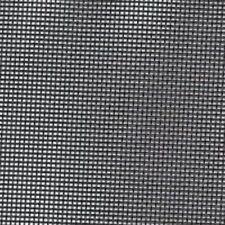 PET MESH VINYL SCREEN FABRIC BLACK 36 x 18 inches Totes,Handbags,Project Bags