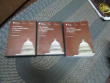 Great Courses: The History of the United States 2nd edition   DVDs & Book