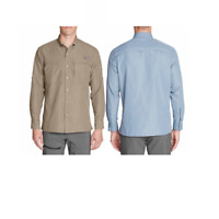 NEW!! Eddie Bauer Men's Guide Long-Sleeve Shirt Variety