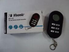 VISONIC POWERMAX 2 wayremote Control mct-237 868 MHZ