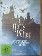Harry Potter- The Complete Collection 8 Filme DVD Box Set