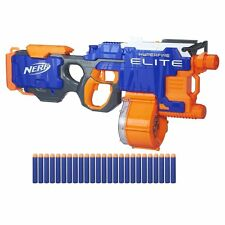 Nerf N Strike Elite HyperFire Blaster Gun Dart Toy Darts Motorized kids Play