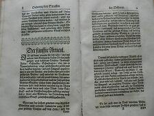 JAGD Wilderei WÜRTTEMBERG 1669 chasse hunting Rößlin Stuttgart