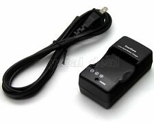 BC-50 Battery Charger for NP-50 Fujifilm FinePix F50fd F505EXR F60fd F70EXR