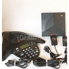 Polycom SoundStation 2W Conference Phone Complete 2201-67880-022
