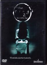 THE RING 2 (La señal 2) de Hideo Nakata. Tarifa plana en envío dvd España, 5 €