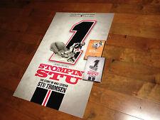 STOMPIN STU MOVIE POSTER-Stompin Stu DVD- Joe Kid on a Stingray DVD Package