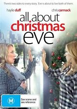 All About Christmas Eve (DVD, 2013)