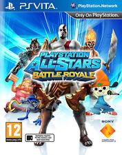 Playstation All Star Battle Royale PSVita - totalmente in italiano