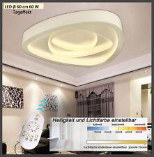LED Deckenleuchte 2113Ø60 cm Fernbedienung dimmbar Lichtfarbe einstellbar A+ 60W