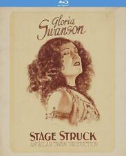 Stage Struck [New Blu-ray] Silent Movie