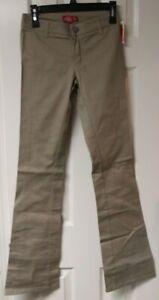 Dickies Slim Fit The worker Boot Cut Pants NWT Navy or Black N882, N882S