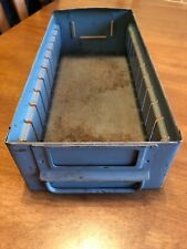 "Vintage Metal Parts Drawer Industrial Decor File Drawer 11.5"" X 5.5"" Art Storage"
