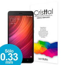 Sentete® Xiaomi Redmi Note 4X Protector de Pantalla Cristal Templado PREMIUM