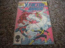 X-Factor Annual #1 (1986 Series) Marvel Comics NM+