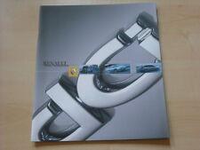 52392) Renault Clio Laguna dCi Prospekt 12/2001