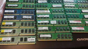 20 x 8 GB 4x2GB DDR2 PC2-6400 DDR2-800 MHZ MEMORY DIMM PC DESKTOP RAM 240 PIN