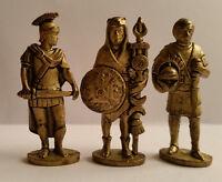 Soldatini Kinder Metalfiguren Satz Soldati Romer 50 mm messing