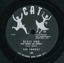 78tk-R&B vocal group -CAT 109-The Chords