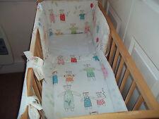 Handmade Crib Cradle Nursery Bedding