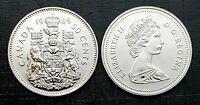 Canada 1989 Proof Like Gem Fifty Cent Piece!!